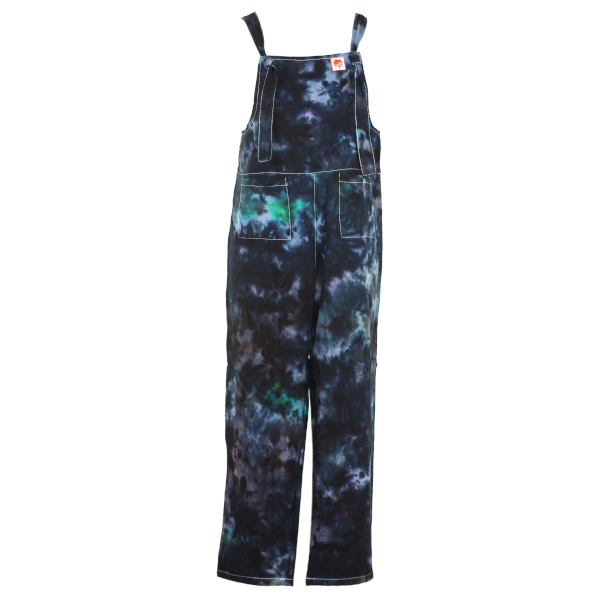 dungarees - nebula no handpainted stars