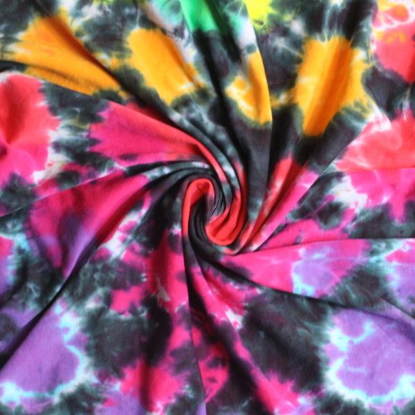 black rainbow jellyfish