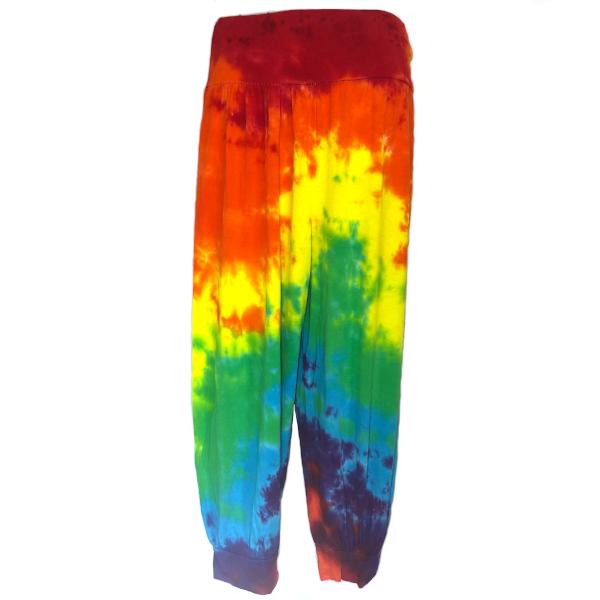 rainbow scrunch